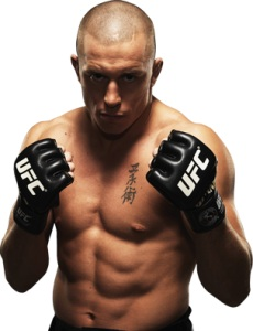 George St pierre Rush