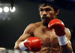 manny-pacquiao boxeur anglaise